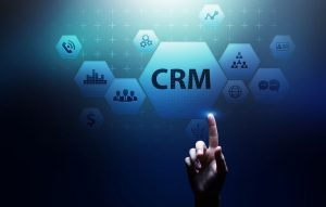 CRM compared with ERP